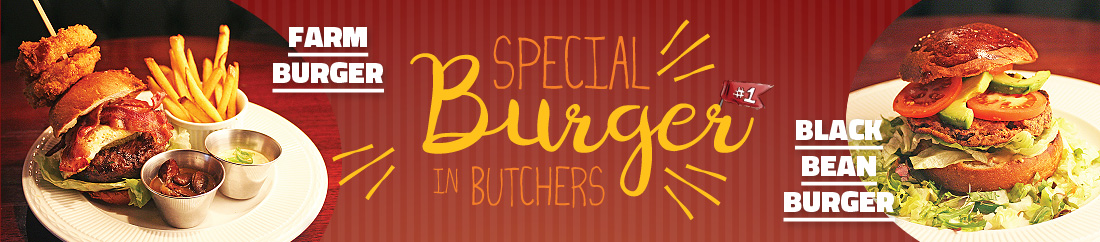 special burger akce